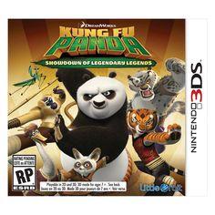 Kung Fu Panda Showdown of Legendary Legends Nintendo 3DS : Target