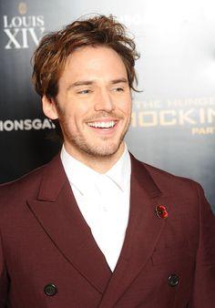 Cute Photos of Sam Claflin | POPSUGAR Celebrity UK Photo 4