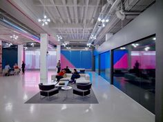 Motorola Mobility Offices by Gensler, Chicago – Illinois » Retail Design Blog