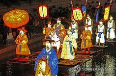 Lanterns illuminate history, culture across central Seoul