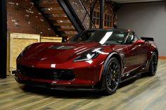 Crashtest xx ― corvettes: 2016 Corvette Z06