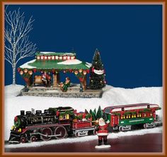 Home For The Holidays Express Depot NEW Department Dept. 56 Snow Village D56 SV | eBay