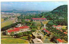 view of Balboa - Admin bldg. and Sosa Hill