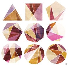 Lovely shapes.