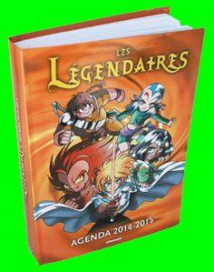 Les Légendaires - 10 ans