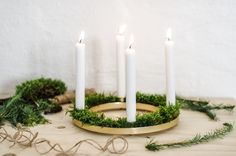 ORBIT candle holder - Christmas Collection by Lagerhaus 2016