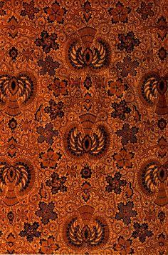 54. GRAGEH WALUH, Batik tulis from Surakarta, Indonesia