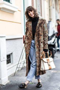 Fall Street Style fashion week