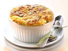 Découvrez la recette Flan d'artichaut sur cuisineactuelle.fr.