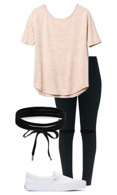 """""""Untitled #21"""" by annabailee1213 on Polyvore featuring Gap, Vans and Boohoo"""