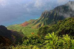 Visit Kokee while you are staying on the South side of the island of Kauai - 4 day schedule of things to do in Kauai