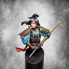 Samurai Girl ( sword of dawn )