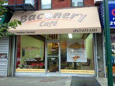 Baconery: Home