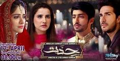 Hiddat Last Episode 29 Full 31 August 2017 - Humtvplus Geo Tv, Pakistani Dramas, Watches Online, Tv Shows, 15 June, Movie Posters, Movies, Free, Films