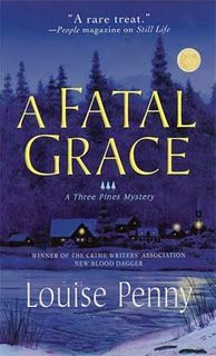 A Fatal Grace by Louise Penny - this was my 2nd time and it was even better