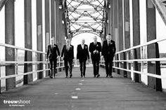 bruiloft groepsfoto