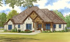 4 Bed Southern Home Plan with Rustic Elegance - 70528MK | 1st Floor Master Suite, Bonus Room, Butler Walk-in Pantry, CAD Available, Corner Lot, Country, PDF, Southern, Split Bedrooms, Traditional | Architectural Designs