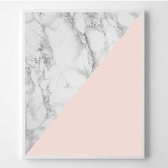 Items similar to Marble Diamond on Blush background printable, Blush... (19 BRL) ❤ liked on Polyvore featuring home, home decor, wall art, mod home decor, printable wall art, diamond home decor, marble home decor and modern wall art