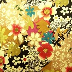 Clifton Plum Sueded Bold Large Floral Upholstery Fabric - Fabric By The Yard At Discount Prices