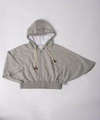 little sparrow hoodie by Hanbi