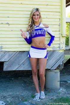Cheerleader Cami Branson in her Spirit of Texas uniform (switched gyms / teams).  This will get moved to my Cheerleading: Pose, Cheerleading: Competitive, or other cheer board.  I might combine some boards into one Cheer Celebrity board. (from Athletes Lift Weights, Cheerleaders Lift Athletes)
