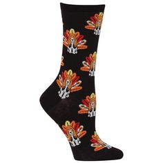 Woodland Hedgehogs Casual Cotton Crew Socks Cute Funny Sock,great For Sports And Hiking