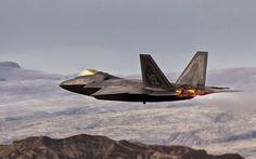 Lockheed Martin | Lockheed Martin F-22 Raptor Wallpapers