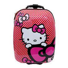 Hello Kitty Suitcase - Pink