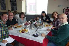 Almoço em família no restaurante O Capelo em Santa Luzia. #dm1989 #danielmergulhao #bomano