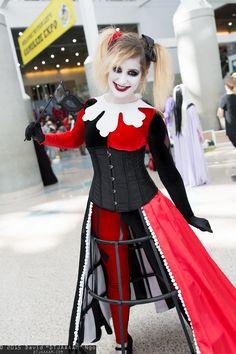 Harley Quinn #Comikaze 2015