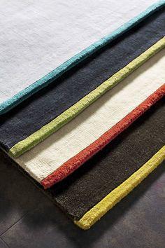 Handgearbeiteter Teppich aus Wolle RIVER by GAN By Gandia Blasco Design Pablo Gironés