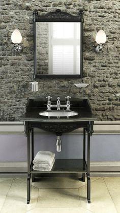 Downton Abbey Style from Burlington Bathrooms