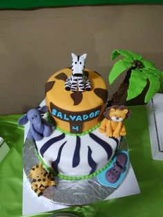 Cake safari