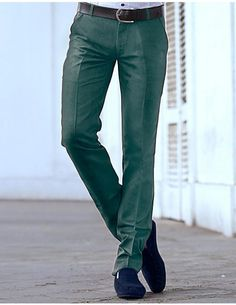 Buy Teal Green Trouser Online. http://www.bharatplaza.com/mens-wear/trousers.html