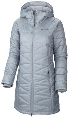Women's Mighty Lite™ Hooded Jacket- vegan!!!! Finally a warm winter coat without down or fur!!!