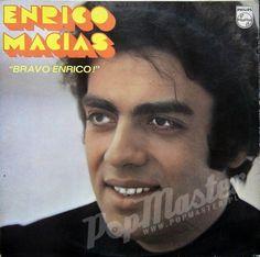 "Enrico Macias ""Bravo Enrico!"" 6311 003 http://popmaster.pl/"