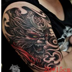 3866ea6d71c56 Back Tattoos, Tattoos For Guys, Sleeve Tattoos, Tattoos For Women, Rey Mono