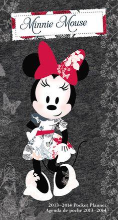 calendarios 2013 minnie mouse   Re Downloads com