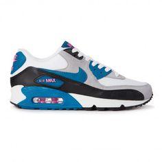 Nike Womens Air Max 90 616730-103 Sneakers — Sneakers at CrookedTongues.com