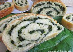 Bułeczki z przepisu Babci - zawsze wychodzą idealne - Obżarciuch Bagel, Sushi, Bread, Ethnic Recipes, Food, Brot, Essen, Baking, Meals