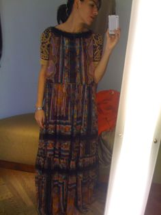 dries van noten dream dress