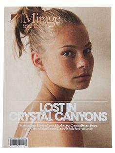Beach read -Mirage Magazine Issue