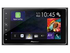 "AppRadio 4 (SPH-DA120) - Smartphone Receiver with 6.2"" Capacitive Touchscreen Display, Apple CarPlay™, Bluetooth®, Siri® Eyes Free, Android™ Music Support, Pandora®, FLAC Audio Support, and On-Screen Access to Compatible Apps 