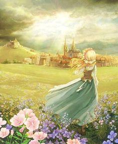 like fairytale