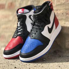 """Women's Air Jordan 1 Rebel XX """"Top 3"""" Air Jordan Sneakers, Jordans Sneakers, Air Jordans, Sneaker Heads, Jordan 1, Mj, Nike Air Force, Designer Shoes, Rebel"""