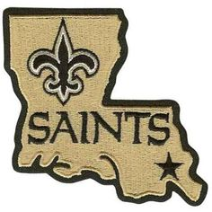 New Orleans Saints! Yes!!