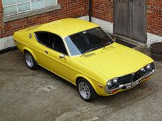 Mazda RX-4 Coupe by Andrew