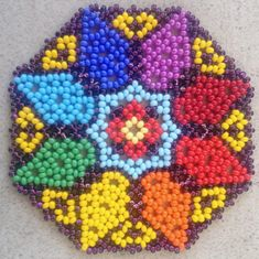 Beaded Flowers Patterns, Beaded Necklace Patterns, Seed Bead Patterns, Beaded Jewelry Designs, Peyote Patterns, Beading Patterns, Beading Tutorials, Beard Jewelry, Cross Stitch Tutorial