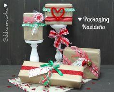 Packaging Navideño Christmas packaging