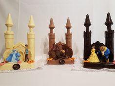 Bollos de Pascua de Castillos Princesas o Dragones. Figuras de chocolate en Gijón. San Antonio, Princess Castle, Godchild, The Godfather, Buns, Easter, Dragons